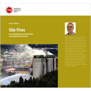 Silo fires : fire extinguishing and preventive and preparatory measures